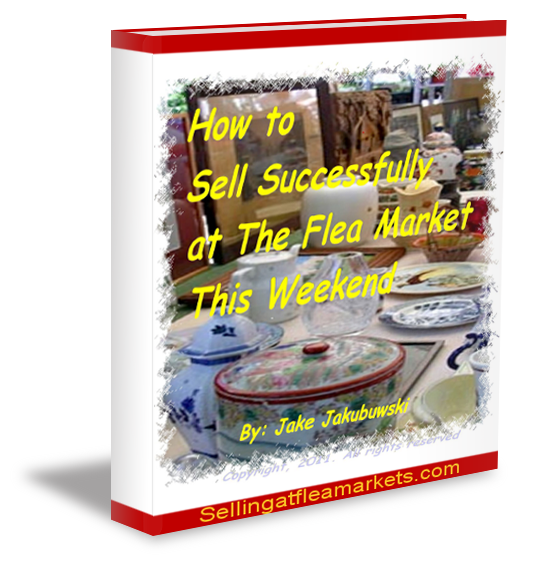 Selling Weekend: How To Sell Successfully At The Flea Market This Weekend